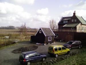 Herwijnen Tafel en Servet, Herwijnen febr 2009