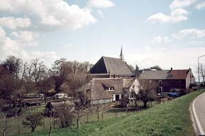 Herwijnen oude dorpskern 2006