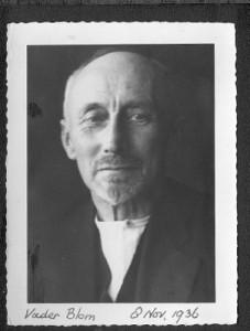 Pieter Blom 8 nov 1936 1 mnd voor overlijden (302x400)
