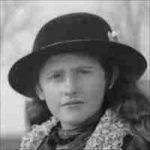 1917 Ditje bijl dochter van Maaike en Pieter