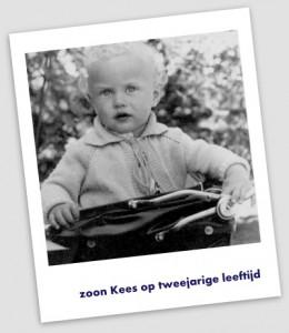 Kees Blom op 2 jarige leeftijd zoon van arnold en bep (297x400)