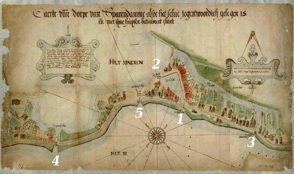 Spaarndam 1627