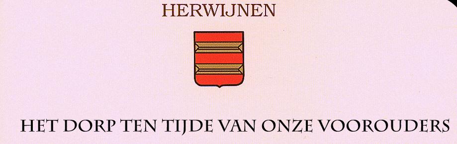 wapen Herwijnen en tekst